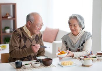 老年人的营养与健康